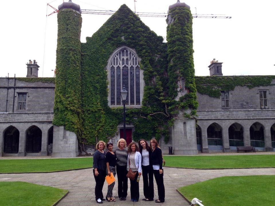 Ireand Study Abroad NUIG