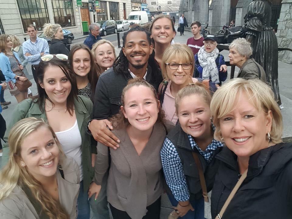 Ireland Study Abroad 2016