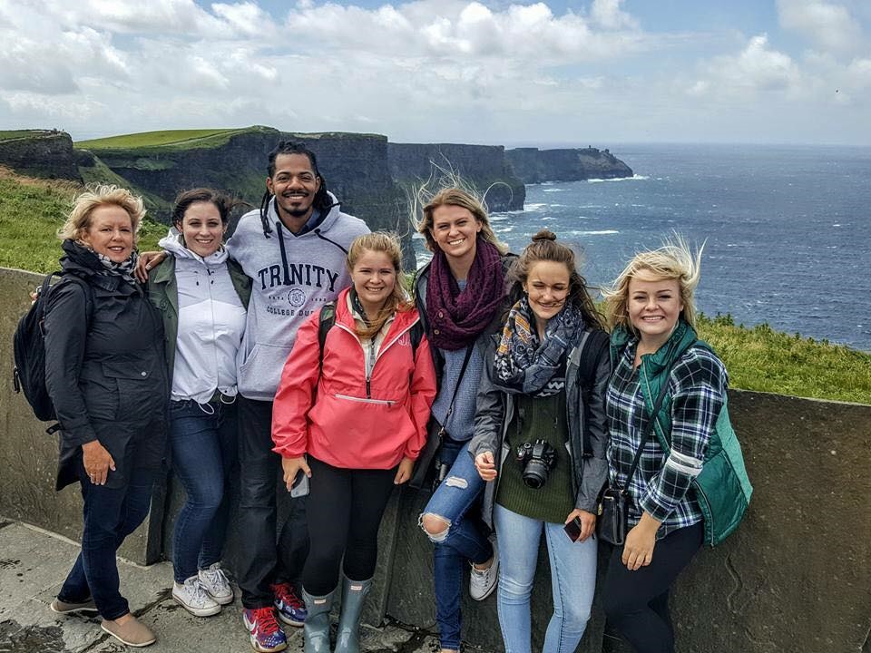 Ireland Study Abroad Cliffs of Moher